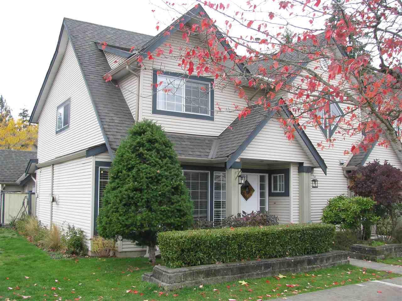 "Main Photo: 16 11536 236 Street in Maple Ridge: Cottonwood MR Townhouse for sale in ""KANAKA MEWS"" : MLS®# R2219903"