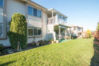 "Photo 19: 20 3110 TRAFALGAR Street in Abbotsford: Central Abbotsford Townhouse for sale in ""NORTHVIEW PROPERTIES"" : MLS®# R2017702"