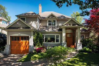 Photo 1: 1415 Oliver St in Oak Bay: OB South Oak Bay House for sale : MLS®# 841439