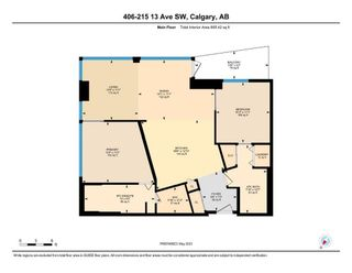 Photo 32: 406 215 13 Avenue SW in Calgary: Beltline Apartment for sale : MLS®# A1111690
