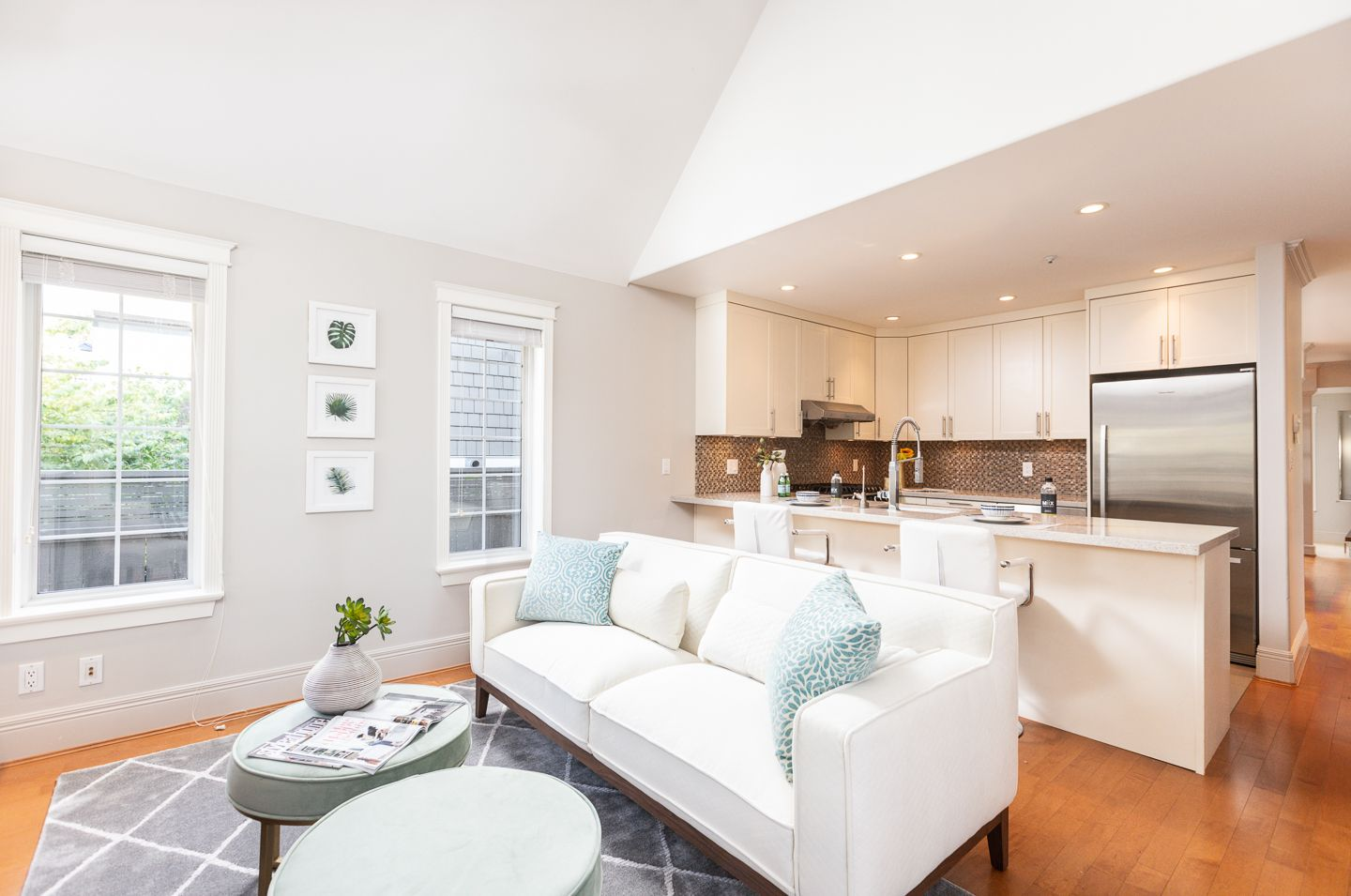 Photo 10: Photos: 2267 WEST 13TH AV in VANCOUVER: Kitsilano 1/2 Duplex for sale (Vancouver West)  : MLS®# R2407976