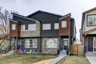 Photo 1: 3514 1 Street NW in Calgary: Highland Park Semi Detached for sale : MLS®# A1089981