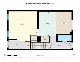Photo 35: 602 Westchester Road: Strathmore Row/Townhouse for sale : MLS®# A1117957