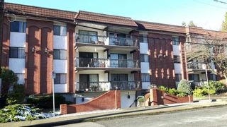 """Photo 1: 201 707 HAMILTON Street in New Westminster: Uptown NW Condo for sale in """"Casa Diann"""" : MLS®# R2239934"""