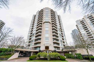 """Photo 35: 1606 1065 QUAYSIDE Drive in New Westminster: Quay Condo for sale in """"Quayside Tower II"""" : MLS®# R2539585"""