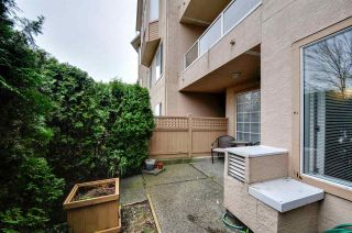 "Photo 10: 112 1009 HOWAY Street in New Westminster: Uptown NW Condo for sale in ""HUNTINGTON WEST"" : MLS®# R2045369"