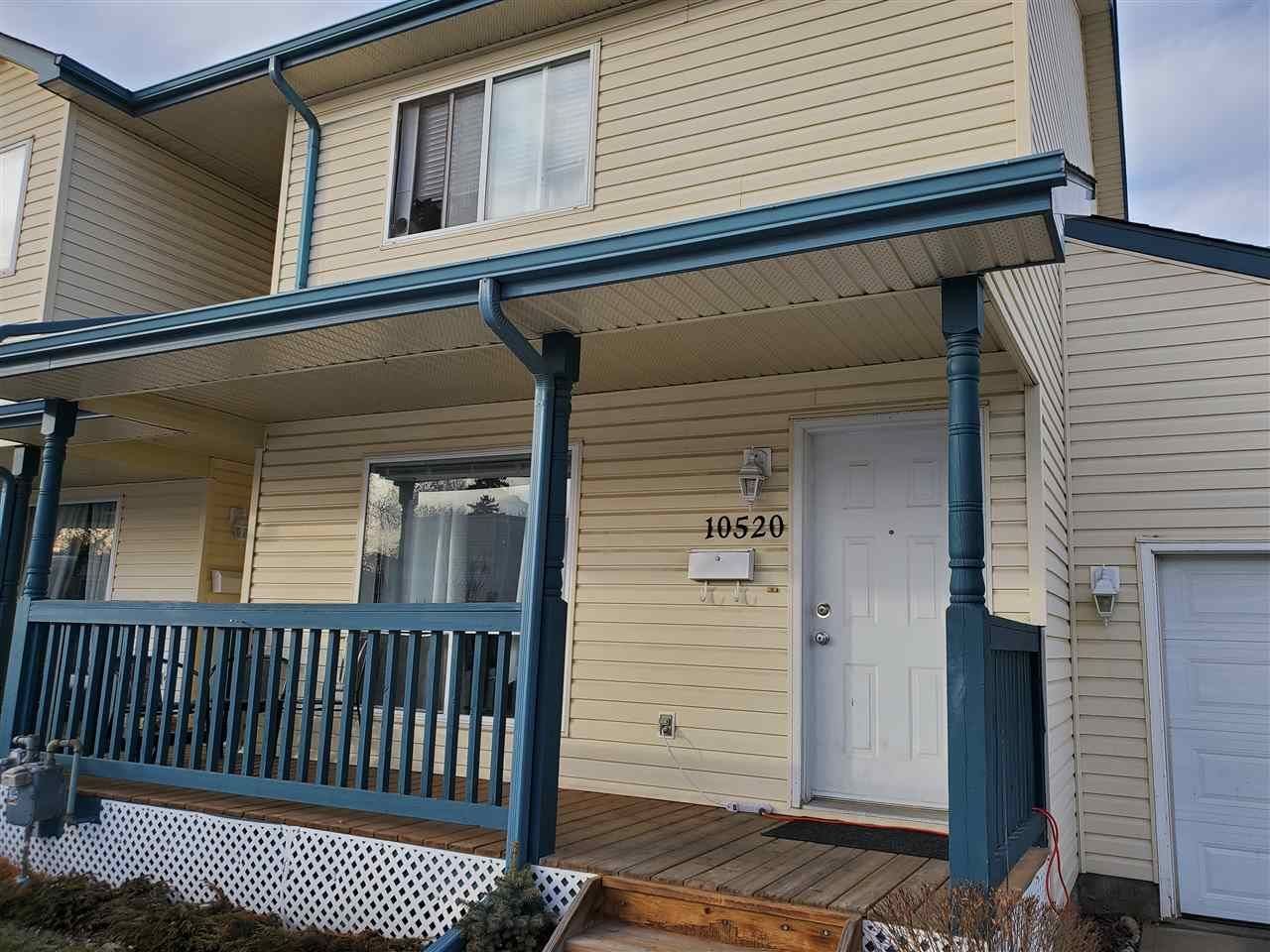 Main Photo: 10520 108 Avenue in Edmonton: Zone 08 Townhouse for sale : MLS®# E4234039