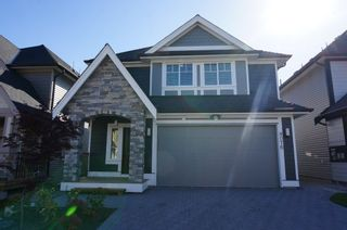 Photo 1: 8076 209a St. in Langley: Willoughby Heights House for sale : MLS®# F1428946