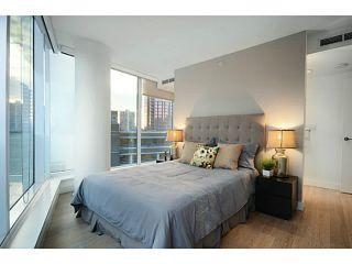 """Photo 10: 1103 1499 W PENDER Street in Vancouver: Coal Harbour Condo for sale in """"WEST PENDER PLACE"""" (Vancouver West)  : MLS®# V1054615"""