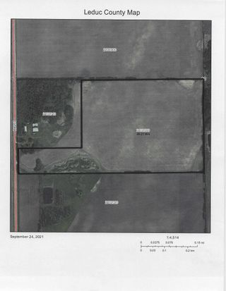 Photo 5: TWP 491 RR 273: Rural Leduc County Rural Land/Vacant Lot for sale : MLS®# E4264523