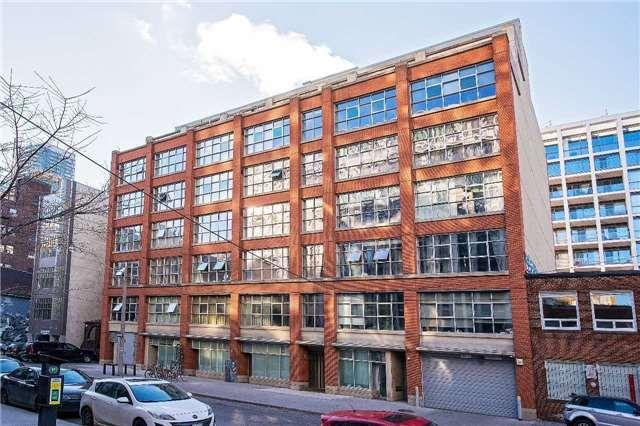 Main Photo: 29 Camden St Unit #508 in Toronto: Waterfront Communities C1 Condo for sale (Toronto C01)  : MLS®# C4065313