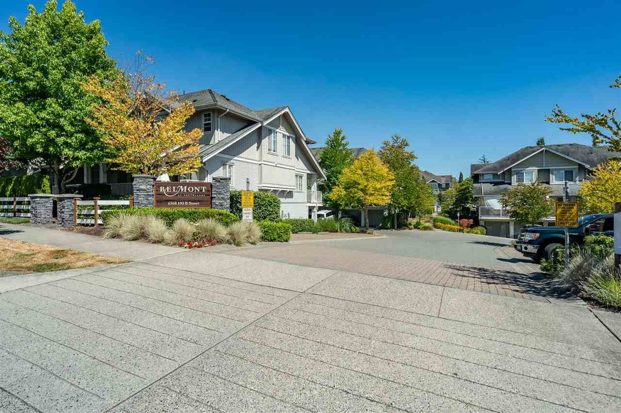 """Main Photo: 23 6568 193B Street in Surrey: Clayton Townhouse for sale in """"Belmont at Southlands"""" (Cloverdale)  : MLS®# R2483175"""