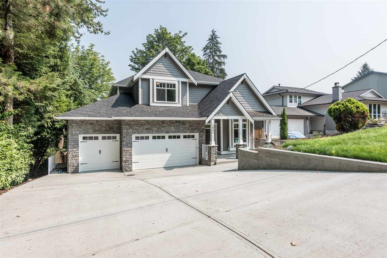 Main Photo: 1031 PALMDALE STREET in Coquitlam: Ranch Park House for sale : MLS®# R2194050