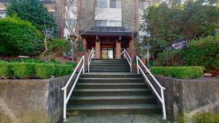 """Photo 4: 113 588 E 5TH Avenue in Vancouver: Mount Pleasant VE Condo for sale in """"MCGREGOR HOUSE"""" (Vancouver East)  : MLS®# R2558420"""