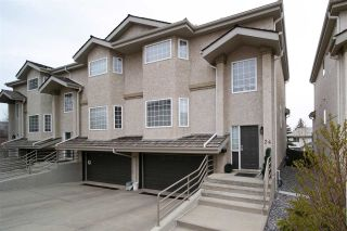 Photo 2: 24 1295 CARTER CREST Road SW in Edmonton: Zone 14 Townhouse for sale : MLS®# E4241426