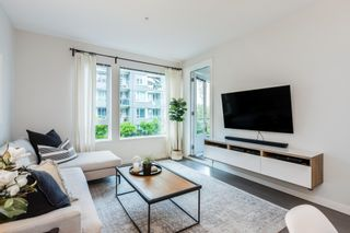 """Photo 2: 207 255 W 1ST Street in North Vancouver: Lower Lonsdale Condo for sale in """"West Quay"""" : MLS®# R2603882"""