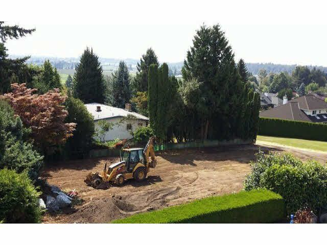 """Main Photo: 34975 SKYLINE Drive in Abbotsford: Abbotsford East Land for sale in """"SKYLINE AREA"""" : MLS®# F1421422"""