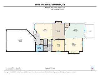 Photo 47: 16140 141 Street in Edmonton: Zone 27 House for sale : MLS®# E4213814