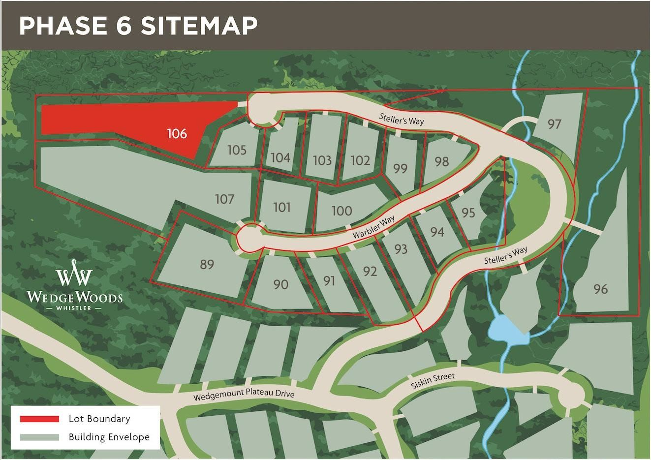"""Main Photo: 9321 STELLER'S Way in Whistler: WedgeWoods Land for sale in """"Wedgewoods"""" : MLS®# R2604101"""
