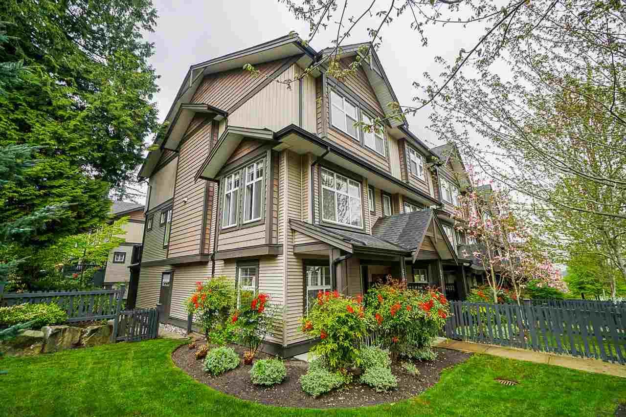 """Main Photo: 60 6123 138 Street in Surrey: Sullivan Station Townhouse for sale in """"PANORAMA WOODS"""" : MLS®# R2580259"""