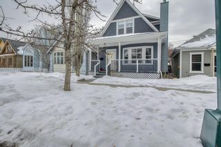 Photo 1: 1017 1 Avenue NW in Calgary: Sunnyside Detached for sale : MLS®# A1072787