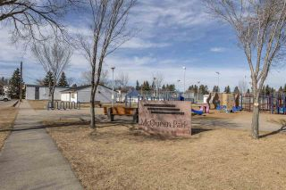 Photo 34: 14433 MCQUEEN ROAD in Edmonton: Zone 21 House Half Duplex for sale : MLS®# E4233965