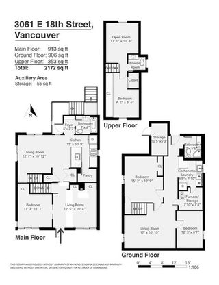 Photo 18: 3061 E 18TH AVENUE in Vancouver East: Home for sale : MLS®# R2340047