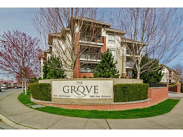 Main Photo: A411 8929 202 Street in Langley: Walnut Grove Condo for sale : MLS®# R2097780