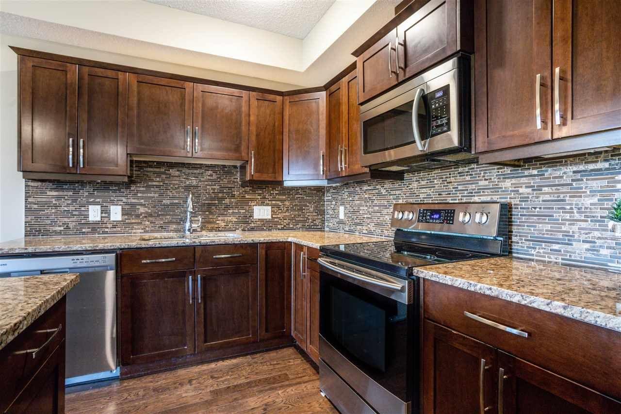 Main Photo: 409 10530 56 Avenue in Edmonton: Zone 15 Condo for sale : MLS®# E4224103