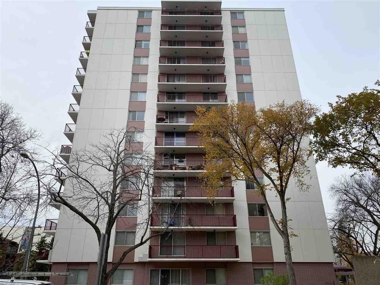 Main Photo: 1302 11007 83 Avenue in Edmonton: Zone 15 Condo for sale : MLS®# E4219742