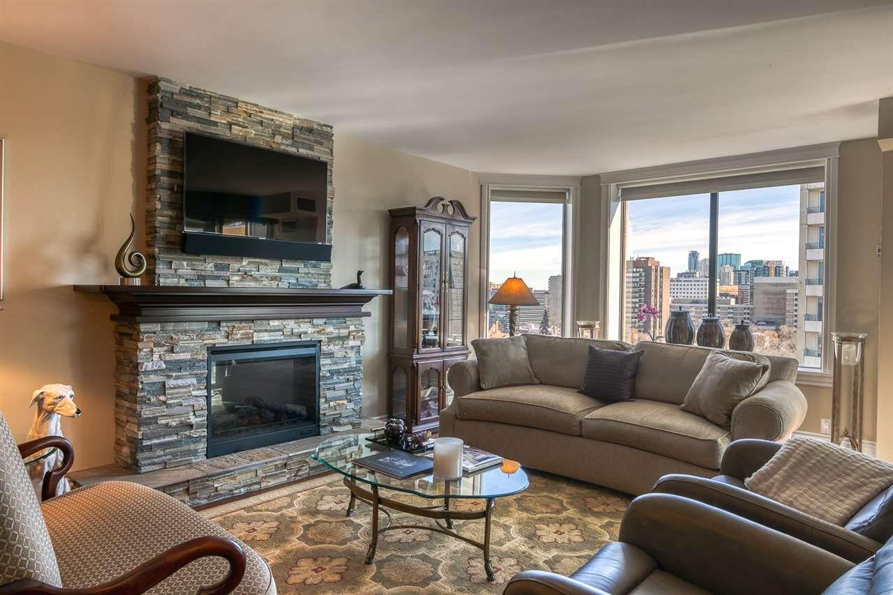 Main Photo: 1103 11503 100 Avenue in Edmonton: Zone 12 Condo for sale : MLS®# E4230225