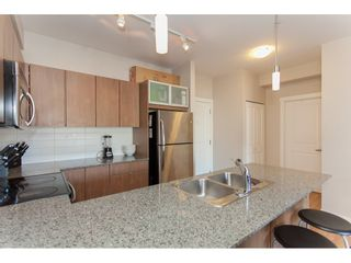 """Photo 10: 322 9655 KING GEORGE Boulevard in Surrey: Whalley Condo for sale in """"GRUV"""" (North Surrey)  : MLS®# R2134761"""