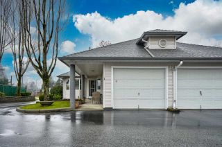 """Photo 1: 1 9088 HOLT Road in Delta: Queen Mary Park Surrey Townhouse for sale in """"Ashley Grove"""" (Surrey)  : MLS®# R2534780"""