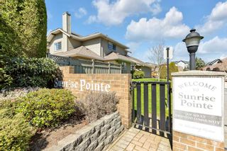 """Photo 36: 115 16275 15 Avenue in Surrey: King George Corridor Townhouse for sale in """"Sunrise Point"""" (South Surrey White Rock)  : MLS®# R2565480"""