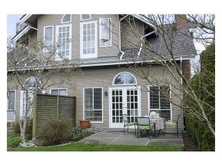 "Photo 1: 635 W 27TH Avenue in Vancouver: Cambie Townhouse for sale in ""Grace Estates"" (Vancouver West)  : MLS®# V997460"