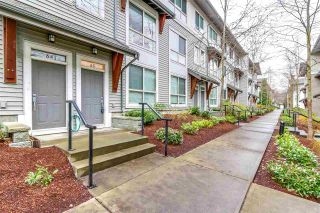 """Photo 2: 65 6671 121 Street in Surrey: West Newton Townhouse for sale in """"Salus"""" : MLS®# R2220805"""