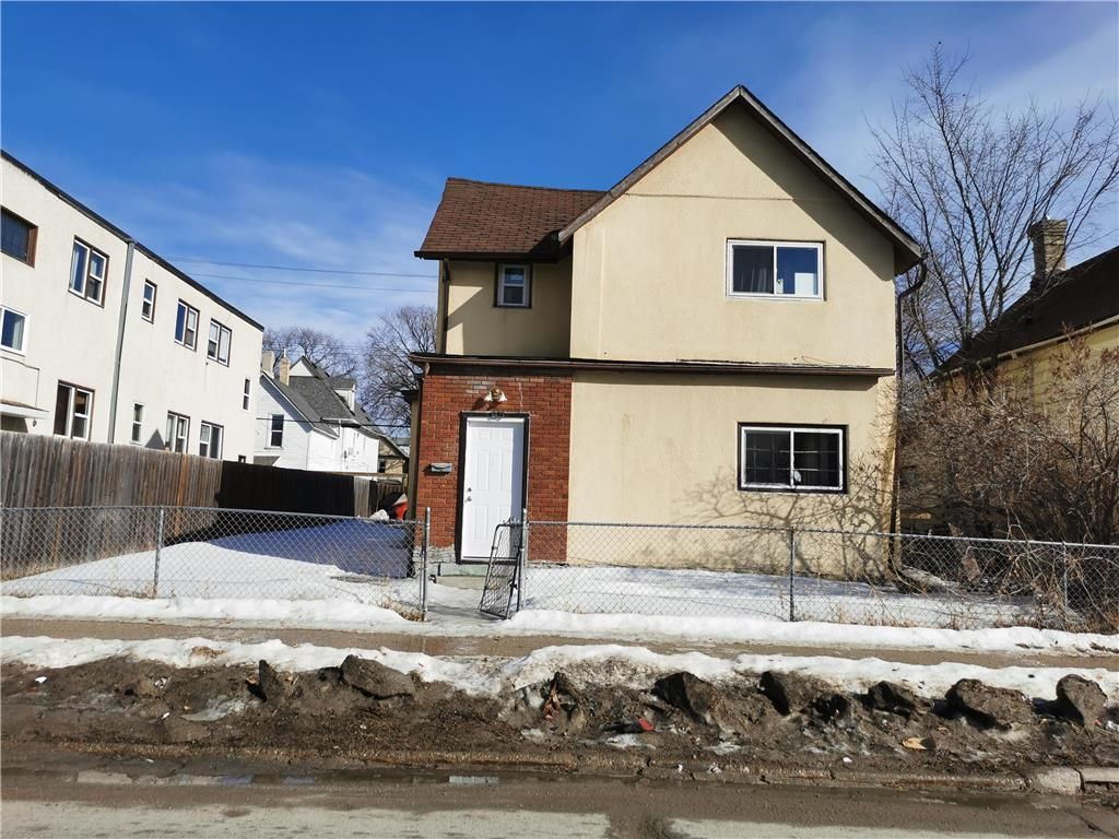 Main Photo: 603 young Street in Winnipeg: West End Residential for sale (5A)  : MLS®# 202106262