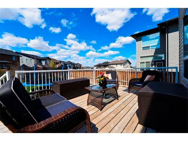Photo 20: Photos: 21 MORNINGSIDE Bay SW: Airdrie House for sale : MLS®# C4011063