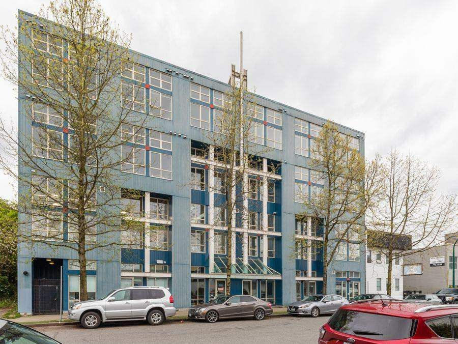 Main Photo: 206 338 W 8TH Avenue in Vancouver: Mount Pleasant VW Office for sale (Vancouver West)  : MLS®# C8038092