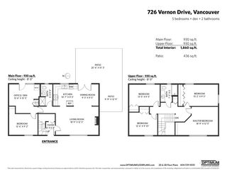 Photo 40: 726 VERNON Drive in Vancouver: Strathcona House for sale (Vancouver East)  : MLS®# R2539224