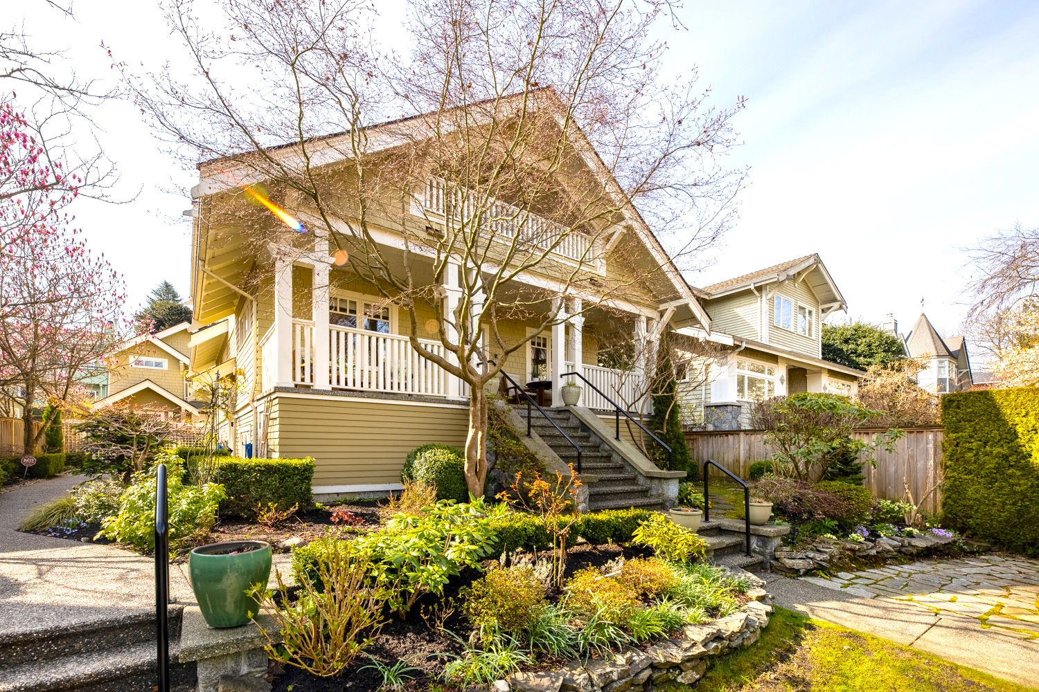 "Main Photo: 1956 W 14TH Avenue in Vancouver: Kitsilano 1/2 Duplex for sale in ""LOWER SHAUGHNESSY"" (Vancouver West)  : MLS®# R2452367"
