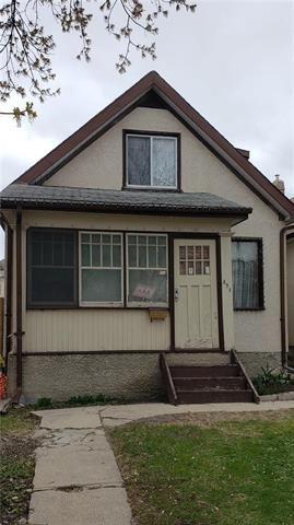 Main Photo: 371 Arlington Street in Winnipeg: Residential for sale (5A)  : MLS®# 1911470