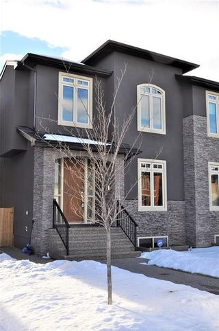 Photo 1: 1611 17 Avenue NW in Calgary: Capitol Hill House for sale : MLS®# C4161009