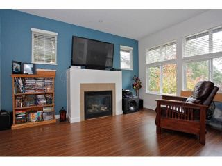 "Photo 4: 111 18199 70TH Avenue in Surrey: Cloverdale BC Townhouse for sale in ""AUGUSTA"" (Cloverdale)  : MLS®# F1425143"