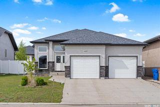 Main Photo: 4419 Sandpiper Crescent East in Regina: The Creeks Residential for sale : MLS®# SK868479