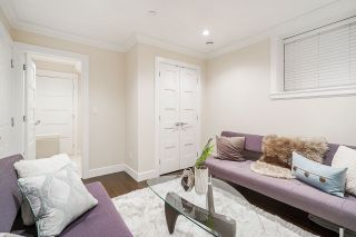 Photo 36: 1077 E 59TH Avenue in Vancouver: South Vancouver House for sale (Vancouver East)  : MLS®# R2517123
