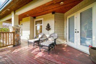 "Photo 37: 3268 HAMPSHIRE Court in Surrey: Morgan Creek House for sale in ""Morgan Creek"" (South Surrey White Rock)  : MLS®# R2551036"