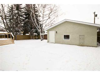 Photo 20: 6411 LARKSPUR Way SW in CALGARY: North Glenmore Residential Detached Single Family for sale (Calgary)  : MLS®# C3504651