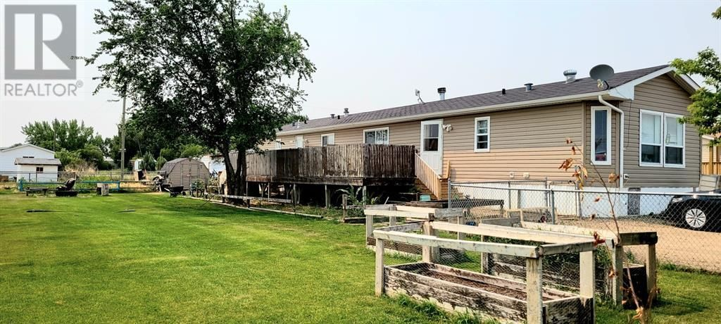 Main Photo: 24 Westridge Mobile Park in Rural Newell, County of: House for sale : MLS®# A1133379