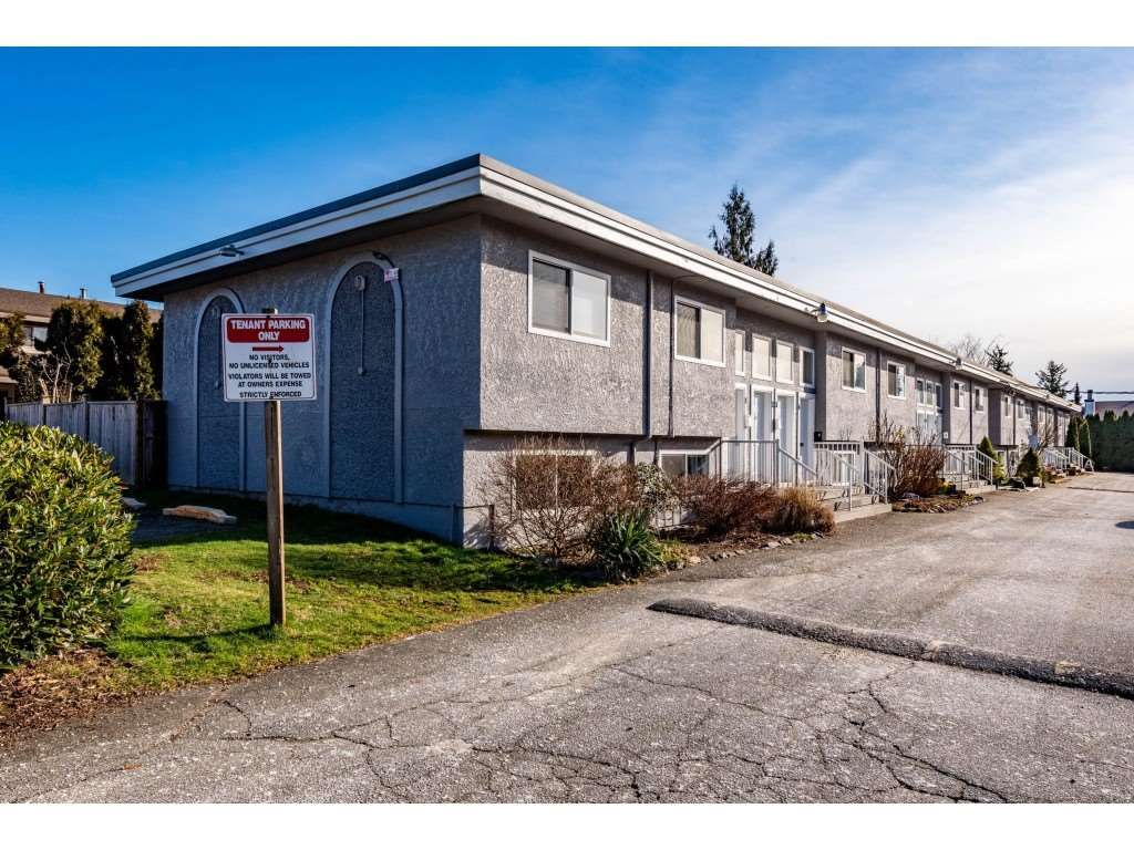 Main Photo: 2 33900 Mayfair Avenue in Abbotsford: Central Abbotsford Townhouse for sale : MLS®# R2533305